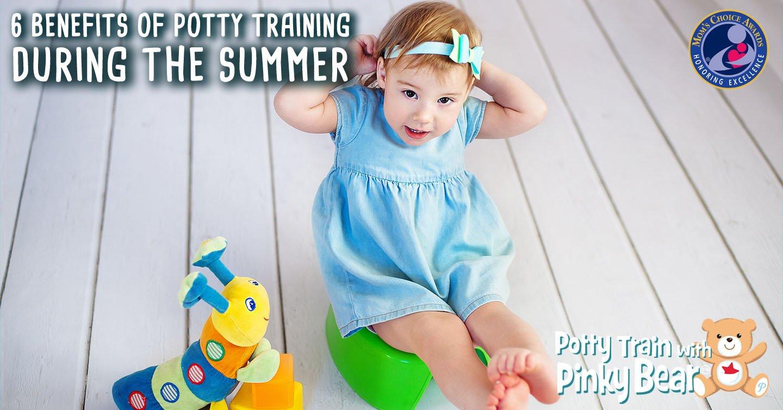 Benefits of Potty Training