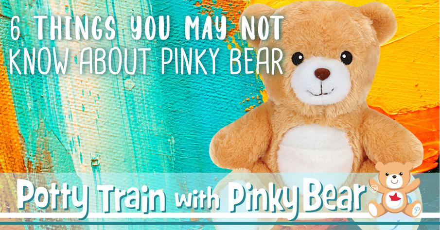 Things You May Not Know About Pinky Bear
