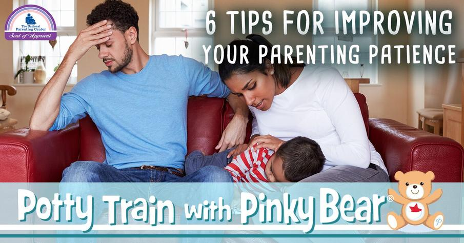 6 Tips for Improving Your Parenting Patience