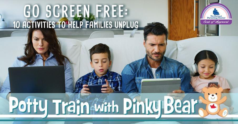 Help Families Unplug